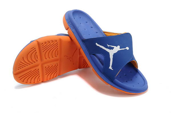 Air Jordan Sandals Shoes blue/white