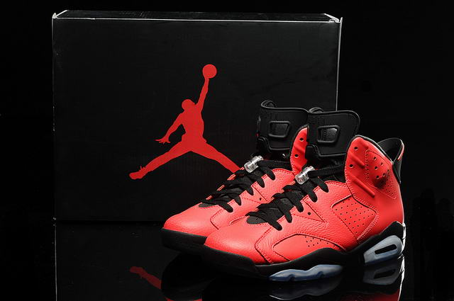 AIR JORDAN 6 Infrared 23 Shoes Red