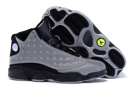 "Air Jordan 13 ""Doernbecher"" Shoes Gray/black"