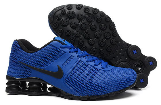 Men's Shox Shoes Blue/black