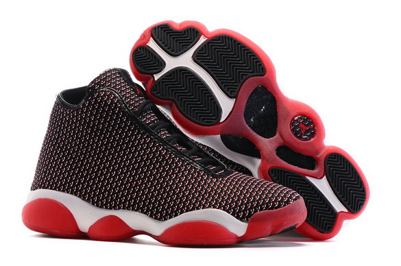Air Jordan Horizon 13 Shoes Red/Black White