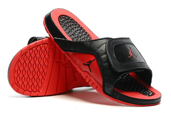 Air Jordan 12 Slippers Shoes Red/Black