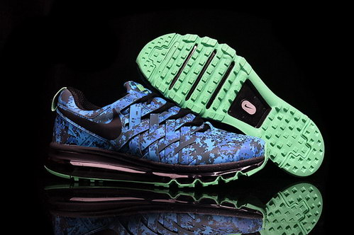 Fingertrap Air Max Shoes Blue/black