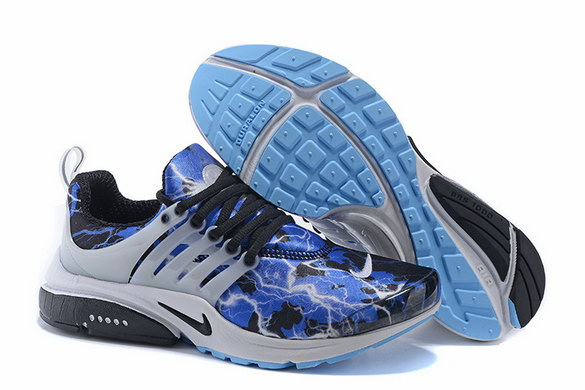 "Air Presto QS OG Retro ""Lighting"" Shoes Blue/black grey"