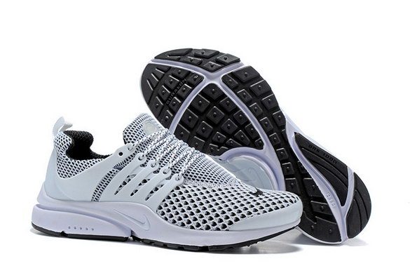"Air Presto ""King"" Shoes White/grey black"