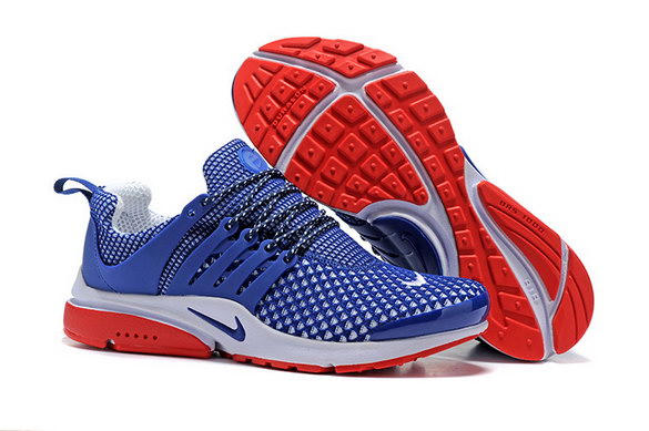 "Air Presto ""King"" Shoes True Blue/red white"
