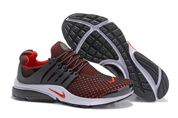 "Air Presto ""King"" Shoes Red/Black"