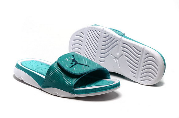 Jordan Hydro 5 Retro Shoes Green/white