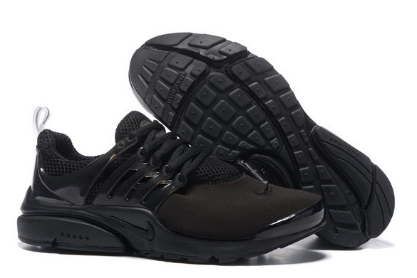 Womens Air Presto BR Shoes All Black