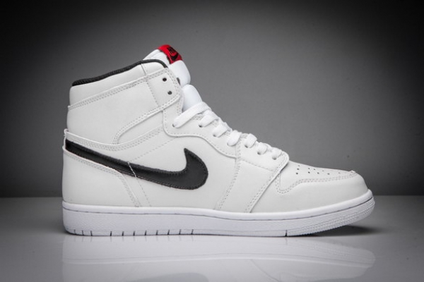 "Air Jordan 1 ""Yin Yang Pack"" Shoes White/Black"